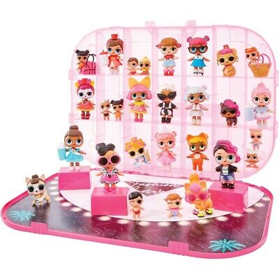 NEW LOL. Surprise Fashion Show On The Go 4in1 Playset Christmas Birthday Gift