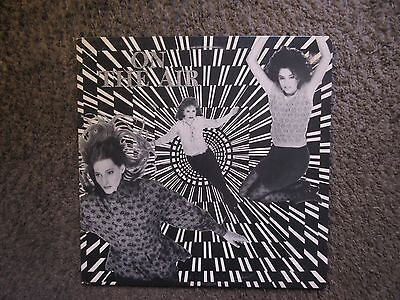 "On The Air ""one The Air"" 1986 Pulse Records 6Trx. All Girl Power Pop Super Rare!"