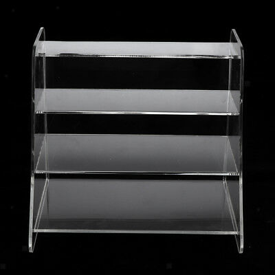 Large Makeup Organizer Eye Shadow Palette Mask Display Stand Cosmetic Tray