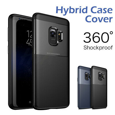 360° Shockproof Hybrid Case Cover for Samsung Galaxy S9 & S9 Plus