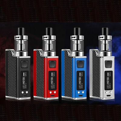 150W LED Electronic Vape with Battery E Pen Cigarettes Vapor Starter Kit Tank