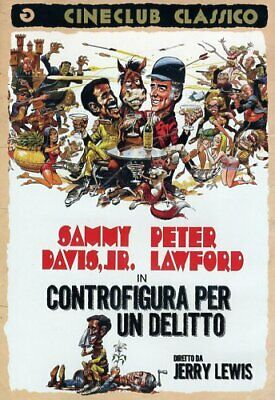 Dvd Controfigura Per Un Delitto 1970 Film - Comico/Commedia Golem Video - NUOVO