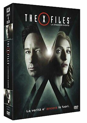 Dvd X Files - La Stagione Evento (3 Dvd) Tv - serie 20th Century Fox - NUOVO