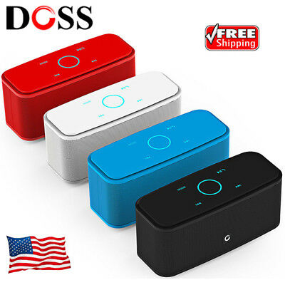 DOSS DS - 1681 Portable Touch Wireless Bluetooth Stereo Speaker Mini Player USA