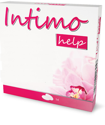 INTIMO HELP *14 vaginal tablets - AGAINST BACTERIAL VAGINOSIS