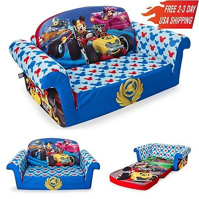 Marshmallow Furniture Flip Open Sofa Disney Frozen Baci Living Room