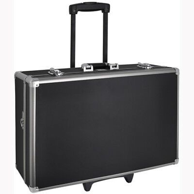 Xit XT-HC60 Large Hard Photographic Equipment Case with Carrying Handle & Wheels