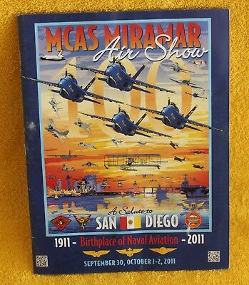 Mcas Miramar Air Show 2011, Birthplace Of Naval Aviation