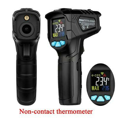 Handheld LCD Digital Laser Thermometer Temperature Non-Contact IR Infrared Gun