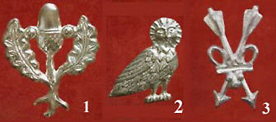 Reproduction Medieval Pewter Pilgrim Badges