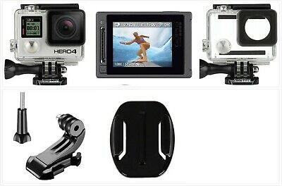 Used GoPro HERO 4 Session Waterproof 1080P HD Action Camera frame kit 16GB card