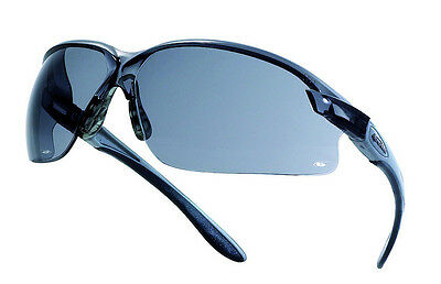 BOLLE Axis Smoke Lens Glasses SUNGLASSES Safety Cycling Skiing NEW SEALED