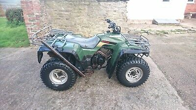 kawasaki KLF 300 quad bike atv