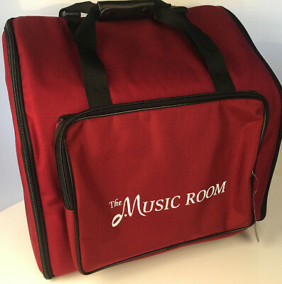 Deluxe Accordion Rucksack to fit 96 bass piano and button accordions
