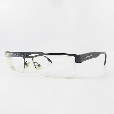 5dfe0b8737 Hugo Boss BOSS 0415 Semi-Rimless Y5005 Used Eyeglasses Glasses Frames