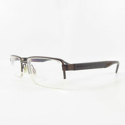 cd30bb76a0 Boss Orange BO 0135 Semi-Rimless Y5110 Used Eyeglasses Glasses Frames