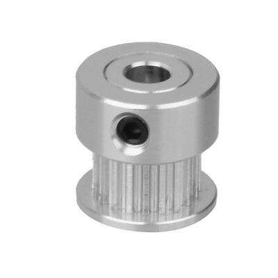 2GT 20 Teeth Bore 5/6.35/8mm Timing Pulley Belt Pulley Drive for 3D Printer