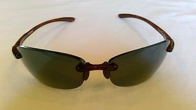 fd377e2288 Maui Jim MJ Sport Hanalei Rx MJ 913-10 Brown Prescription Sunglasses Frames