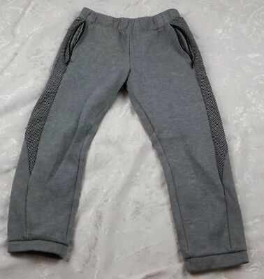 Puma Boys/Girls Grey Jogging Bottoms Sport Trousers Age 7-8