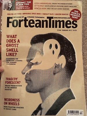 Fortean Times 350, February 2017