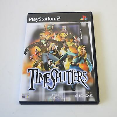 Timesplitters - Sony Playstation 2 PS2 Pstwo Jeu - Vgc