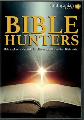 Smithsonian: Bible Hunters (DVD,2018)