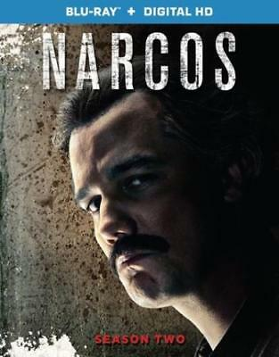 Narcos: The Complete Second Season (DVD,2017)