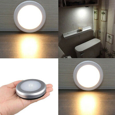 LED Stair Light PIR Automatic Sensor Motion Detector Lamp Cabinet Walkway Garden