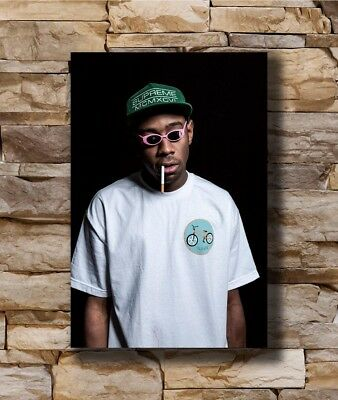 Hot Tyler The Creator Odd Future New Art Poster 40 12x18 24x36 T-4451