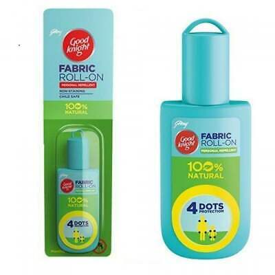 Godrej Good knight Fabric Roll-On Personal Mosquito Repellent