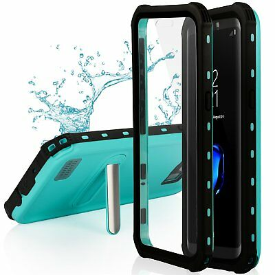 For Samsung Galaxy S8 S9 S10 Plus Case Waterproof  Screen Protector Note 9 Cover