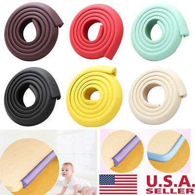 Baby Table Guard Corner Softener Strip Safety Edge Cushion Pads Protector Bumper