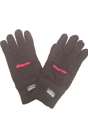 New Snap On Winter Thinsulate Gloves