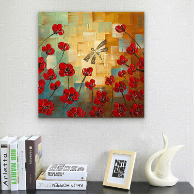 50*50cm Modern Canvas Print Art Oil Painting Wall Picture Home Decor Unframed