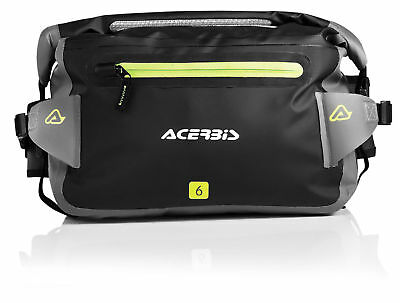 new Acerbis Belt bag NO. WATER for MX Enduro Quad street trail 6 ltr waterproof