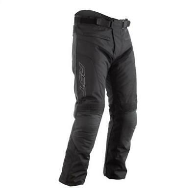 RST Syncro Plus CE Mens Textile And Leather Motorcycle Trousers Waterproof 2206