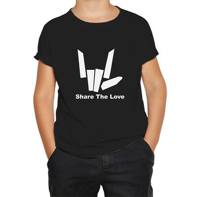 Share The Love Funny Random Meme Kids T-Shirt STL-KID-0001