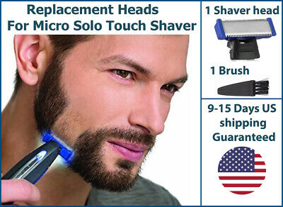 Shaver Head Blade Replacement for Micro Touch SOLO Razor Fastest shipping Ebay