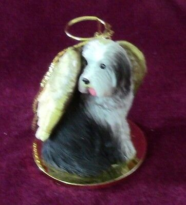 Bearded Collie Angel~Proceeds to Red Leash Rescue~Priced BELOW Wholesale!