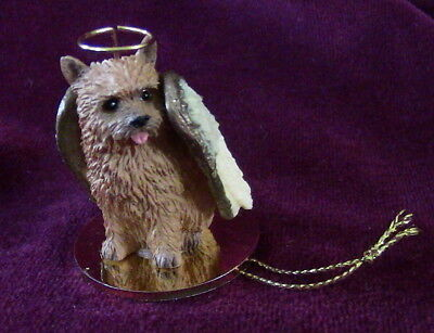 Norwich Terrier Angel !!! Sale for Red Leash Rescue ~ Excellent Deal!