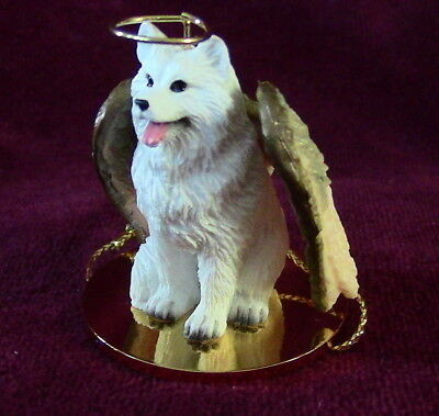 Samoyed Angel ~  Proceeds for Red Leash Rescue ~ Excellent Deal!