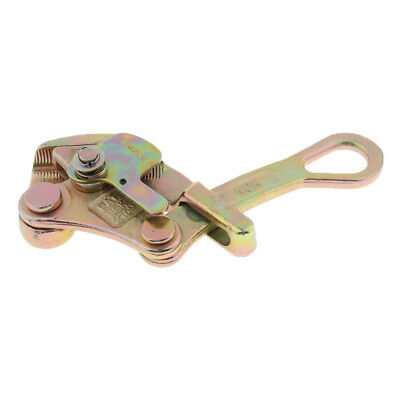 No-slip Cable Wire Puller Insulated Wire Grip Wire Pulling Tightening 2 tons
