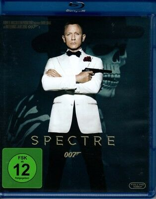 James Bond - Spectre (Blu Ray) <0622>