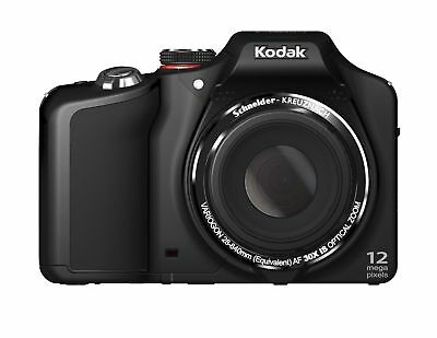 Kodak EasyShare Max Z990 12.0 MP Digital Camera with 30x Optical Zoom Black - US