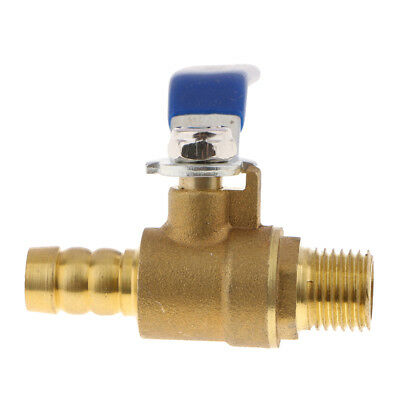 Thickened Double Inside Copper Material Ball Valve for Homehold or oil