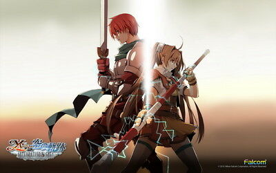 """006 The Legend of Heros - Fight Hot RPG Game 22""""x14"""" Poster"""