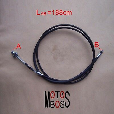 188cm Rear Brake Cable for GY6 125/150 Scooter Moped