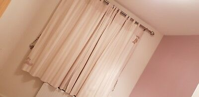Mamas And Papas blackout lined Once Upon A Time Curtains and tie backs