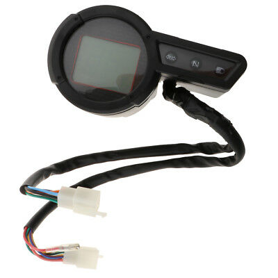 LCD Digital Odometer Speedometer Motorcycle for Yamaha Tricker XG250