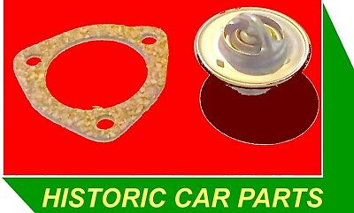 HOT Climate 74°C 165°F THERMOSTAT & GASKET for Austin Healey Sprite Mk1 1958-61